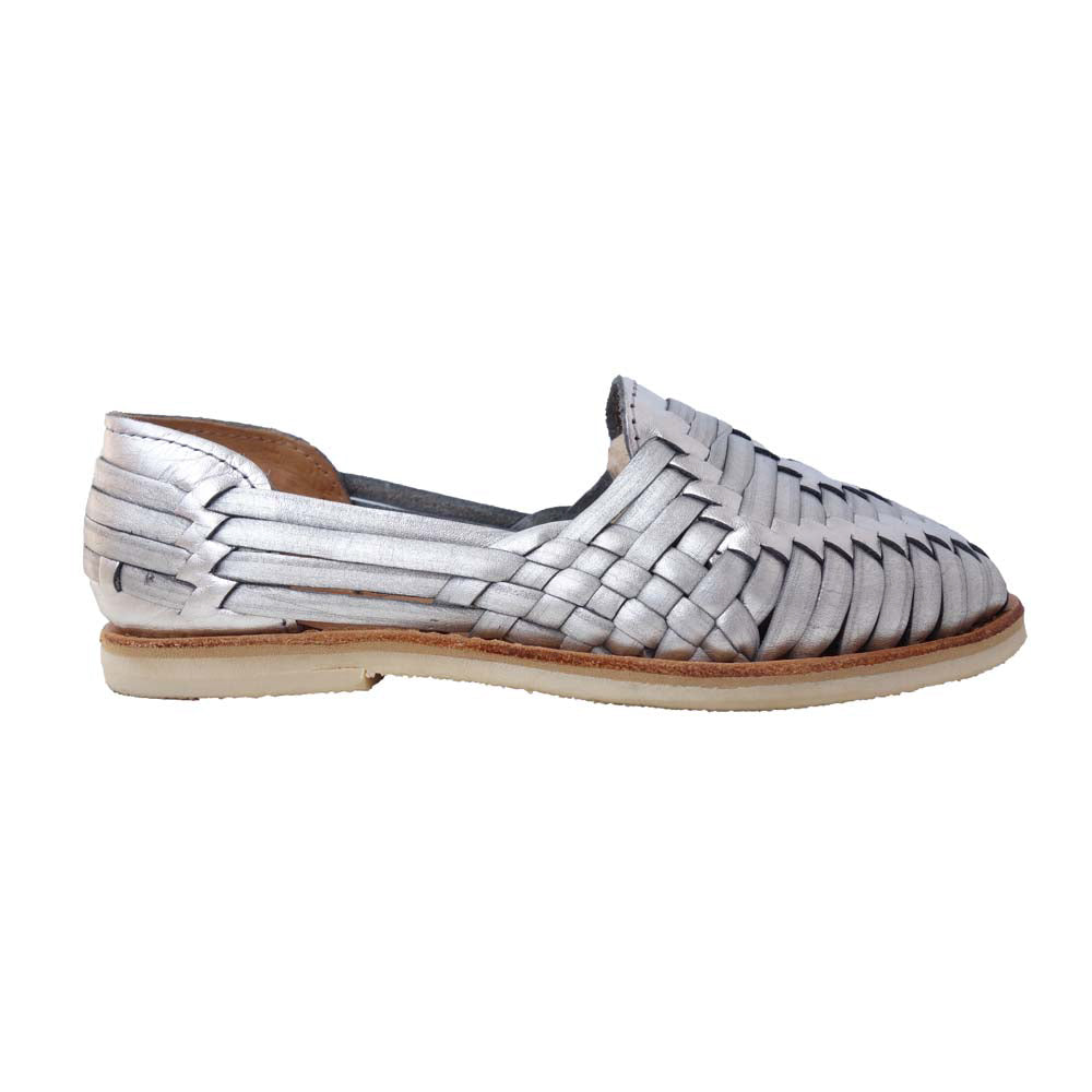 Chaussures Ventanilla argent Mapache