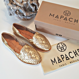 Chaussures Ventanilla or Mapache