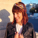 Headband Keysha made in Paris Laure derrey