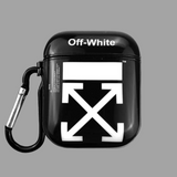 Funda AirPods Off-White