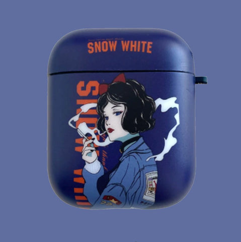 Funda AirPods Snow White