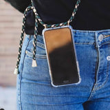 Funda iPhone 11 Transparente + Correa