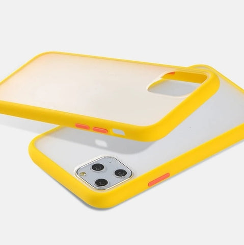 Funda iPhone 11 Borde Colores