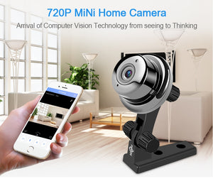 Panorama WIFI Baby Monitor Day / Night Vision + Home Security
