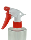 TSTT Trigger Spray NEO 28/410 Red/White 245dt fbog Ribbed-Wall