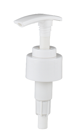 LPT Lotion Pump Arch-SW 24/410 White 235dt fbog Smooth-Wall