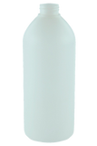 Bottle 1Ltr VP Boston 33/405 Natural HDPE