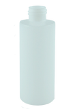 Bottle 125mL Bro Cylinder FLUORINATED 24/410 Natural HDPE