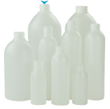 Bottle 1Ltr VP Boston HEAVY 28/410 Natural HDPE
