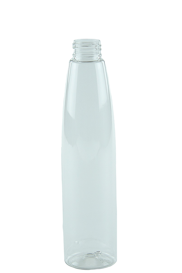 Bottle 250mL Bullet 24/410 Clear PET