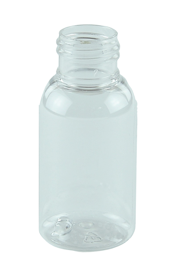 Bottle 50mL LA Boston Light 24/410 Clear PET