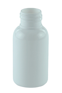 Bottle 50mL Tall Boston Light 24/410 White PET
