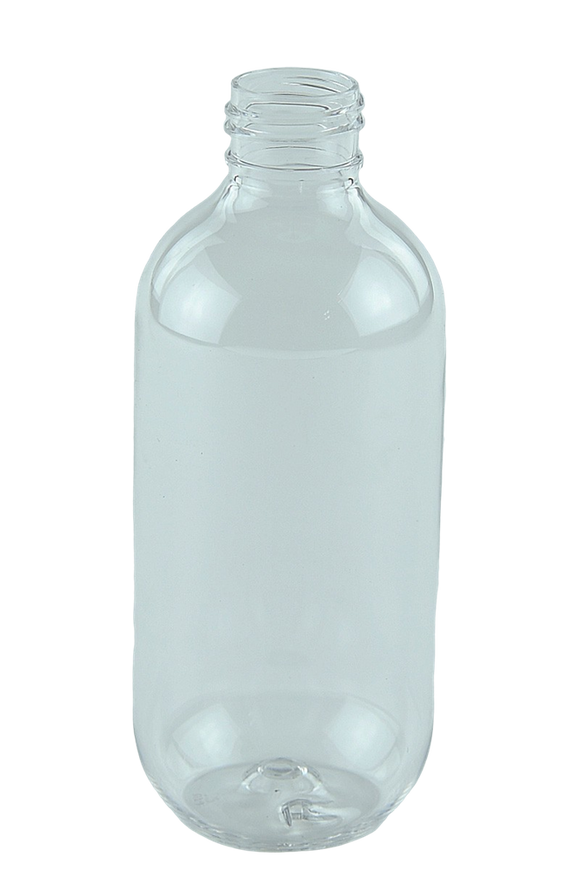 Bottle 200mL LA Squat Boston 24/410 Clear PET