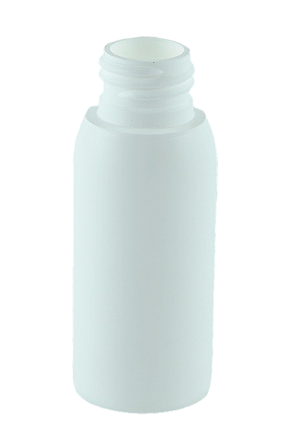 Bottle 60mL VP Boston 24/410 White HDPE