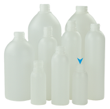 Bottle 60mL VP Boston 24/410 Natural HDPE