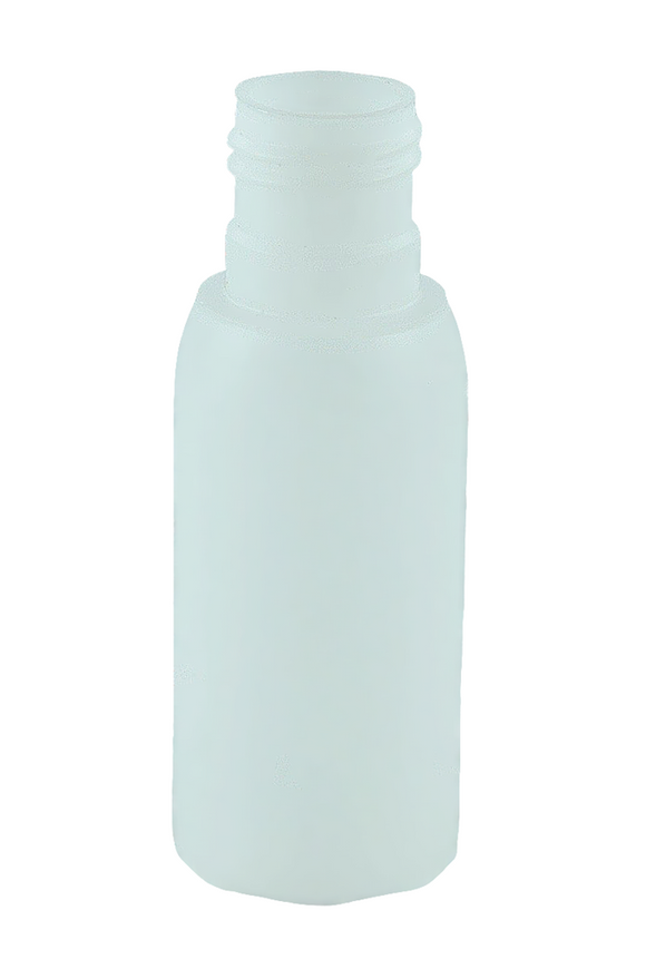 Bottle 60mL VP Boston 24/415 Natural HDPE