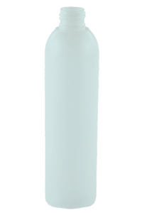 Bottle 250mL VP Boston 24/410 Natural HDPE