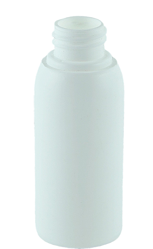 Bottle 60mL VP Boston 22/410 White HDPE