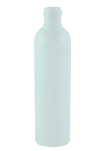 Bottle 200mL VP Boston 24/415 Natural HDPE