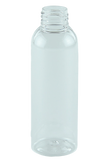 Bottle 125mL LAX Tall Boston 24/410 Clear PET