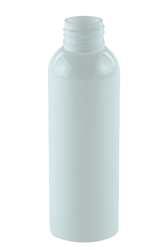 Bottle 125mL LAX Tall Boston 24/410 White RPET (30% PCR)