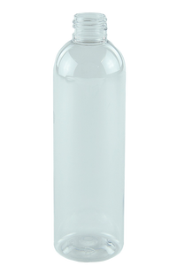 Bottle 250mL LAX Tall Boston 24/410 Clear RPET (30% PCR)