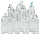 Bottle 500mL LAX Tall Boston 28/410 Clear PET