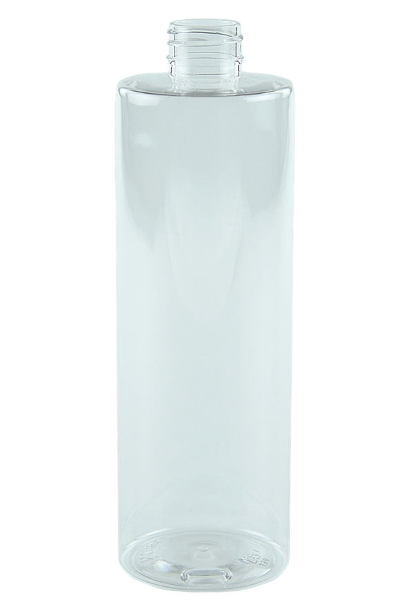 Bottle 500mL VP Cylinder 28/410 Clear PET