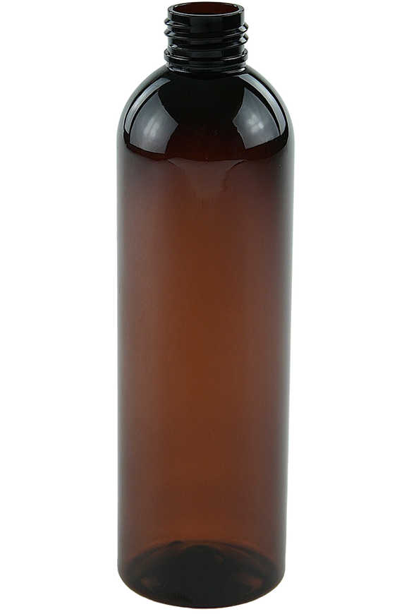 Bottle 300mL LAX Tall Boston 24/410 Amber PET