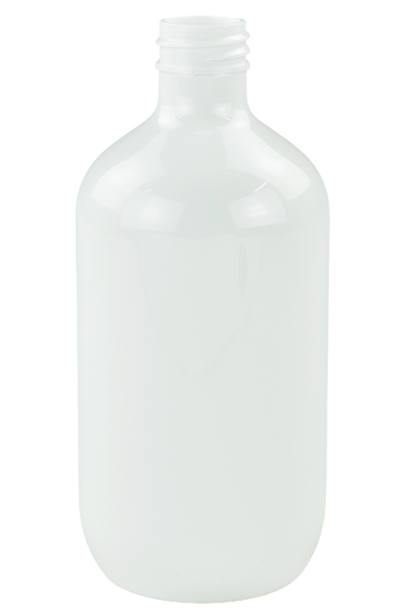 Bottle 500mL Veral 28/410 WhiteSolid PET