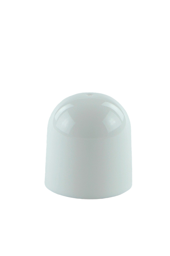 Cap (for 60mL Roll-on) White Domed