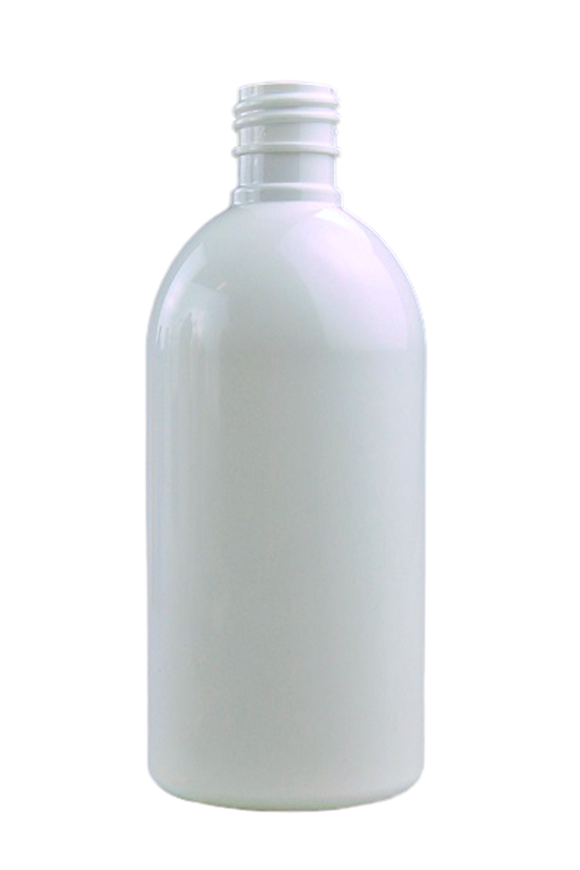 Bottle 300mL LA Squat Boston 24/415 White PET