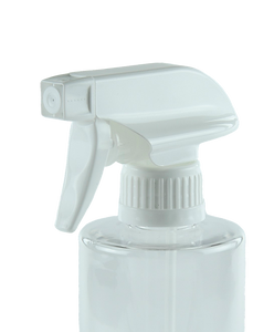 TSZ Trigger Spray DUO 28/410E White/White 210dt fbog Ribbed-Wall