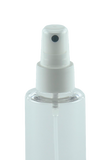 FMWY Fine Mist Spray P02-B 24/410 White 124dt fbog Smooth-Wall + Overcap Clear Domed