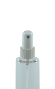 FMSM Fine Mist Spray TWO-WAY 24/410 White 230dt fbog Ribbed-Wall + Overcap Clear Domed