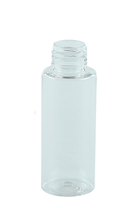 Bottle 30mL VP Cylinder 20/410 Clear PET