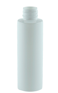 Bottle 120mL Pillar 24/410 White PET