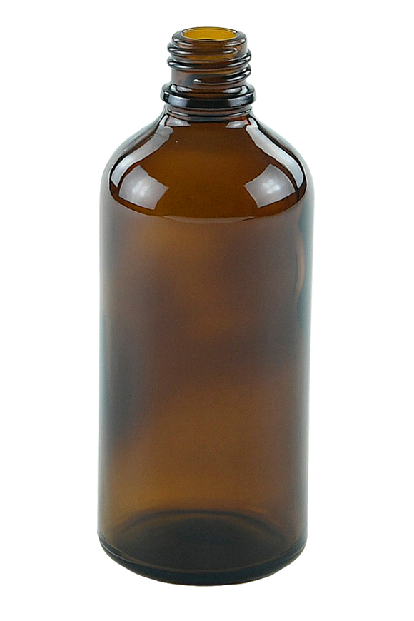 Bottle 100mL Aroma 18/410 AmberTint  Glass