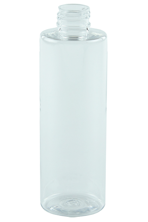 Bottle 200mL VP Cylinder 24/410 Clear PET