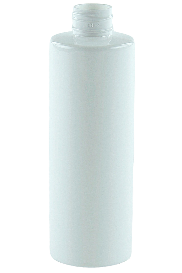 Bottle 200mL VP Cylinder 24/410 White PET