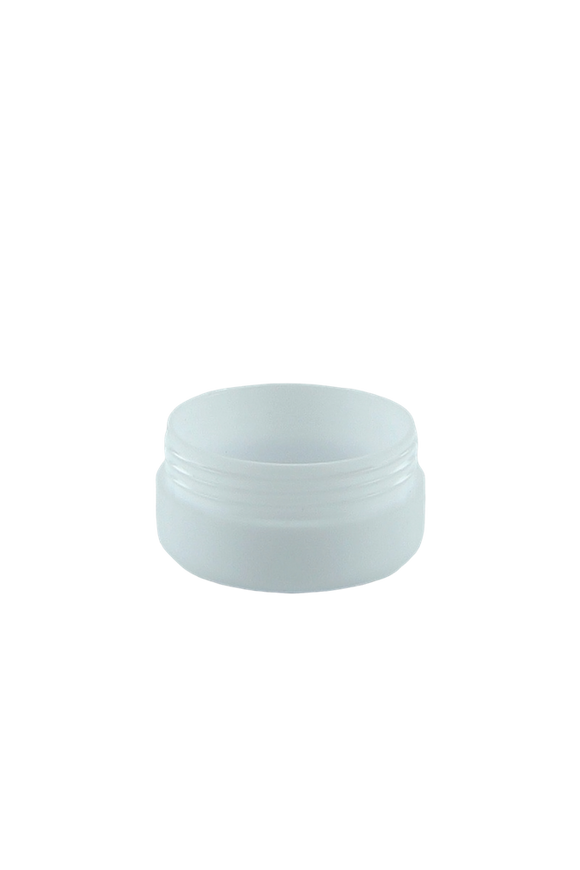 Jar 10mL Base White GPPS