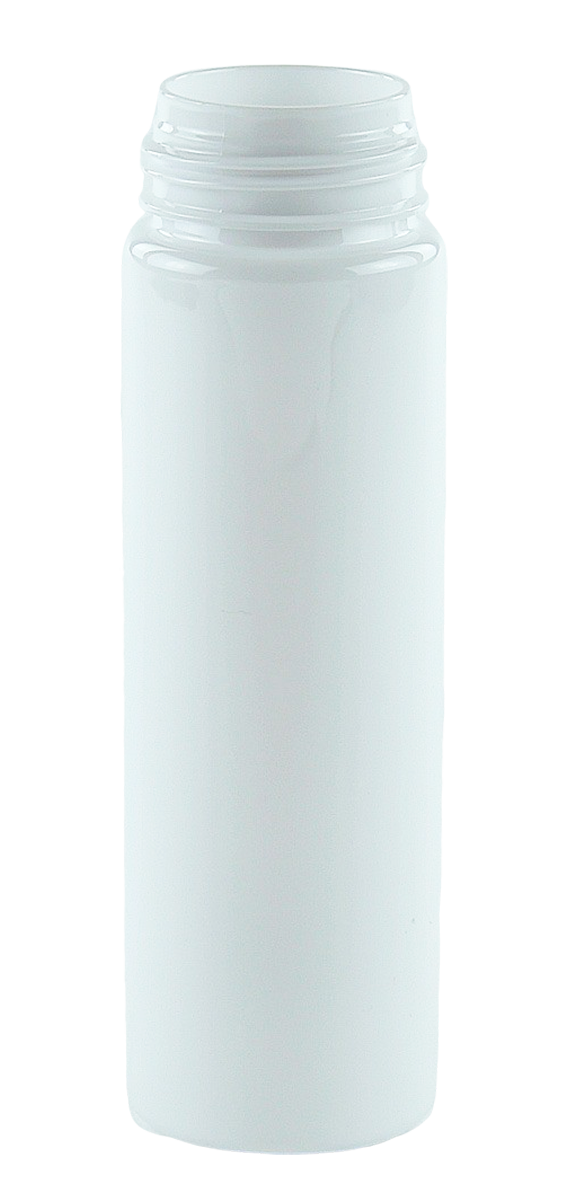 Bottle 200mL Foamer 43/410 WhiteSolid PET
