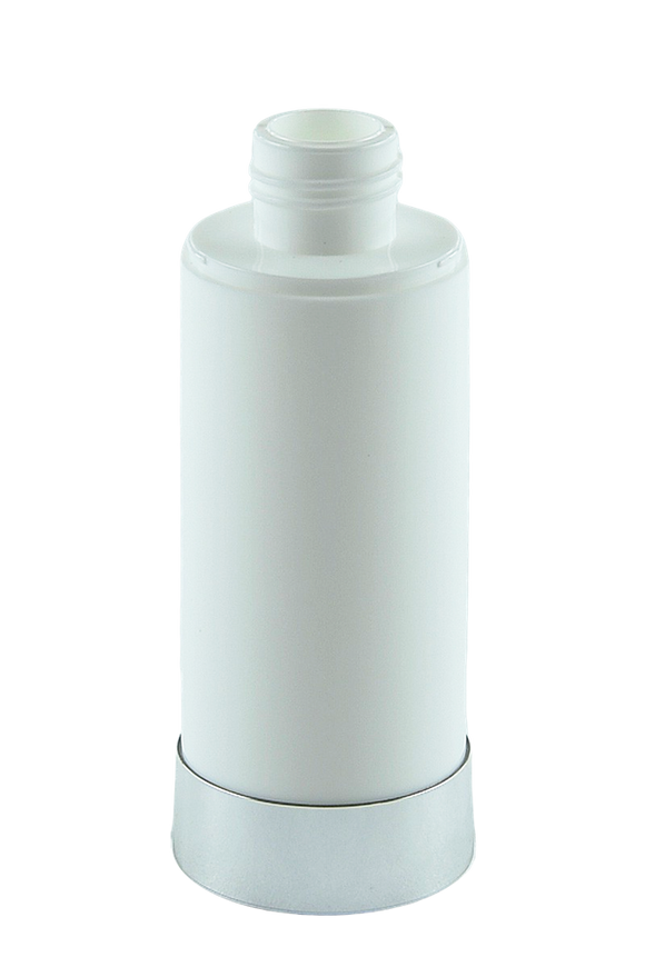 Bottle 100mL Cosmetic 24/410 White PP