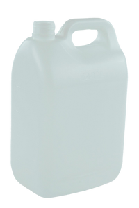 Jerry Can 5Ltr 38/410-TE Natural HDPE TAMPER-EVIDENT