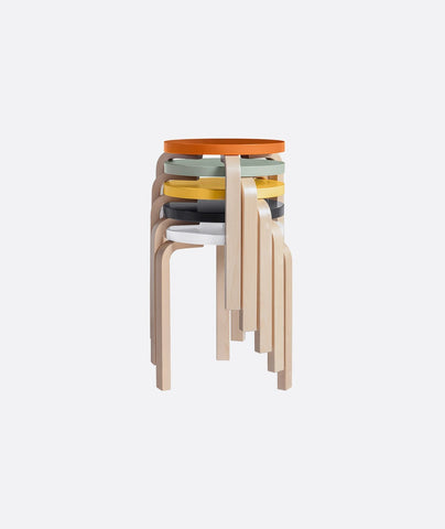 Stool 60 by Alvar