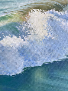 Expand | Ocean Wave Prints (Paper & Canvas)
