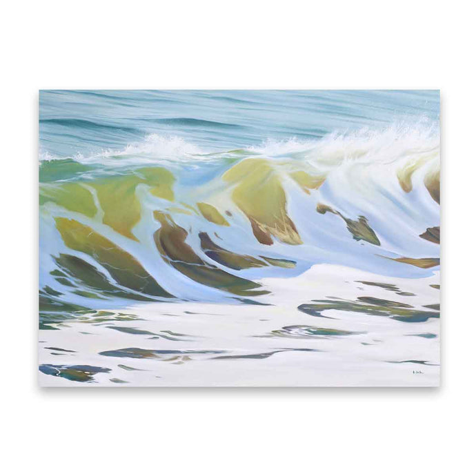 Acceptance | Ocean Wave Art Prints
