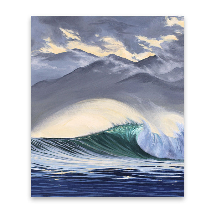 Breakthrough | Ocean Art Prints
