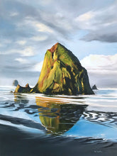 Haystack Rock Canon Beach Oregon Art
