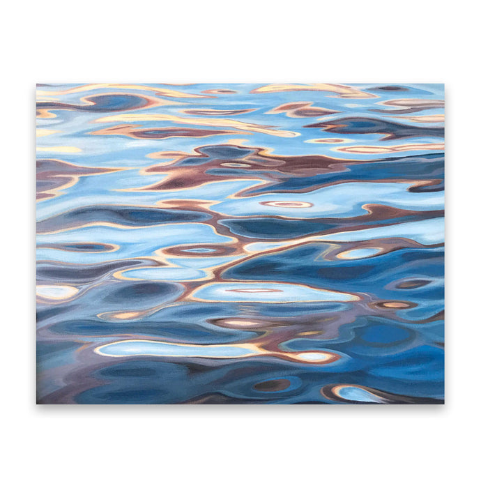 Liquid | Abstract Water Art Prints